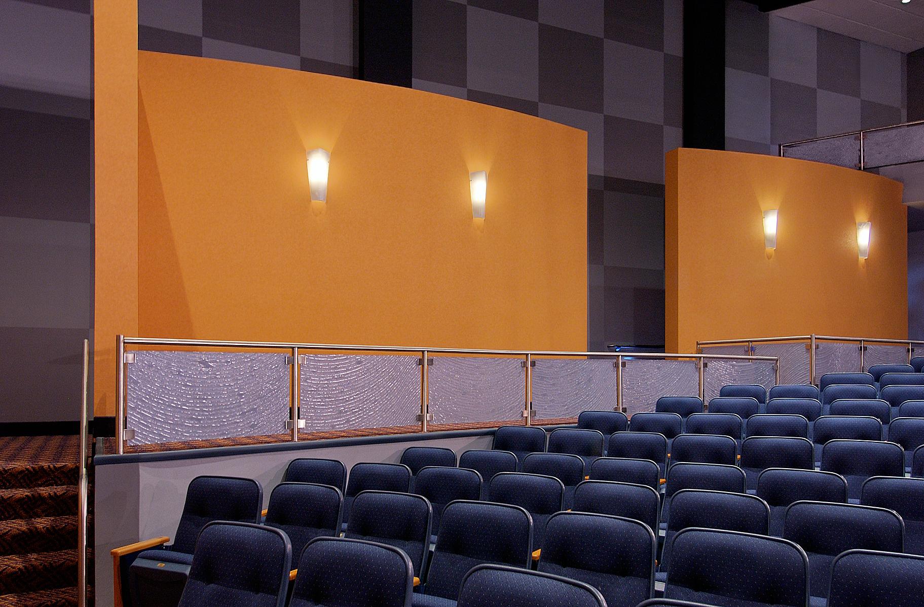 Axelrod Performing Arts Center | Galina Design Group