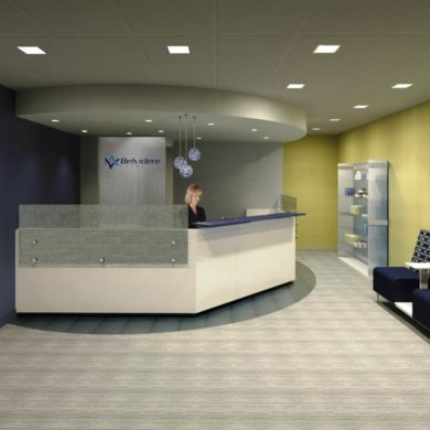 Medical, Healthcare Interior Design New Jersey