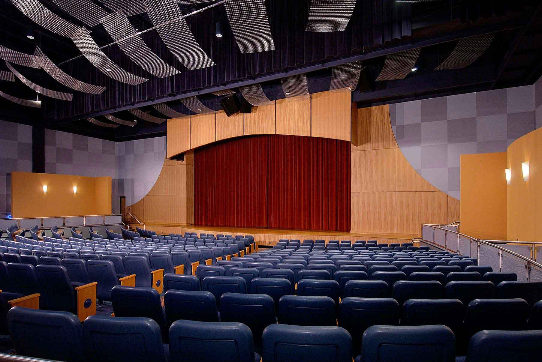 axelrod performing arts center